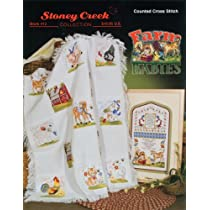 Stoney Creek Counted Pattern Book