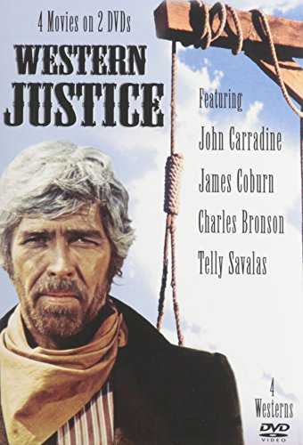 Western Justice (4 Movies on 2 Dvd's)
