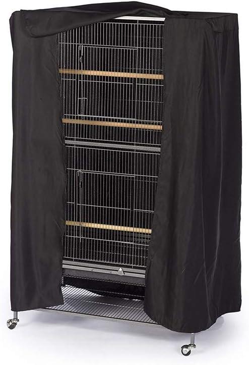 Jardin De Plein Air Housses Meubles Couverture De Cage /À Oiseaux Imperm/éable Imperm/éable /Étanche /À La Poussi/ère Tissu Oxford Ombre Anti-UV