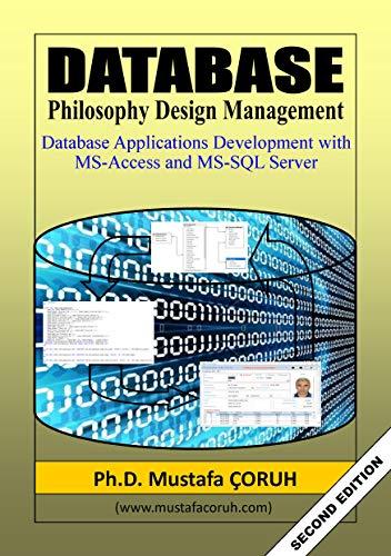 Amazon com: Database Philosophy Design Management: Database