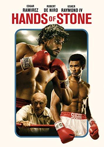 DVD : Hands of Stone (DVD)