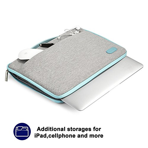 cd53883e3c1d HSEOK 15.6-Inch Laptop Case Sleeve Briefcase, compatible with 15.4 ...