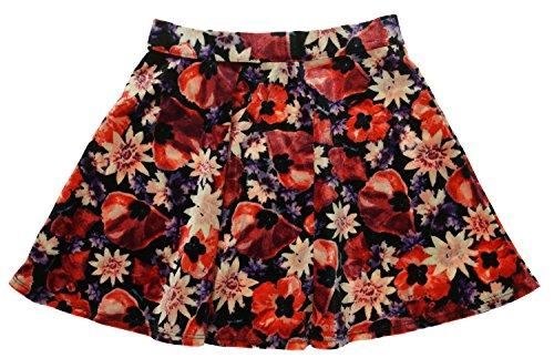 Jessica Floral Skirt - 7