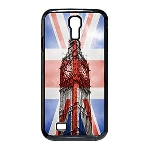 UNI-BEE PHONE CASE For SamSung Galaxy S4 Case -London Big Ben-CASE-STYLE 6
