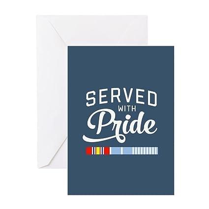 Amazon Cafepress Served With Pride Korean War Greeting