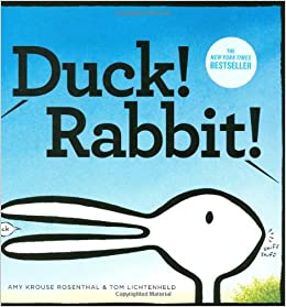Image result for duck rabbit book