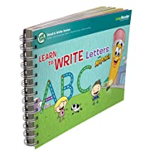 LeapFrog LeapReader Book: Learn to Write Letters with Mr. Pencil