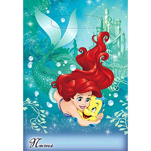 Loot Bags | Disney Ariel Dream Big Collection | Party Accessory for $<!--$3.24-->
