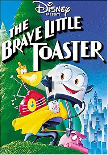 Amazon The Brave Little Toaster Jon Lovitz Timothy E