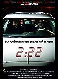 2:22 - Mediabook (incl. 3D-Version) (+ DVD) - Limitiert auf 222 Stück [Blu-ray]