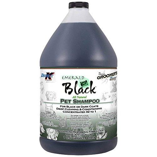 - Groomers Edge Emerald Black Shampoo