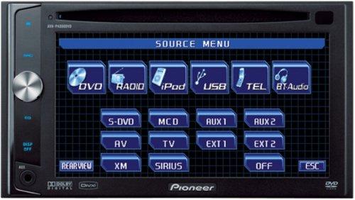 amazon com pioneer avh p4000dvd 2 din dvd multimedia av receiver rh amazon com pioneer avh-p4000dvd manual de instalacion pioneer avh p4000dvd manual trobble shotting