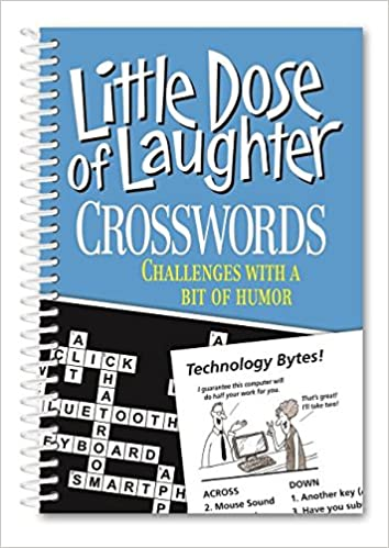 Little Dose of Laughter Crosswords: Challenges with a Bit of Humor