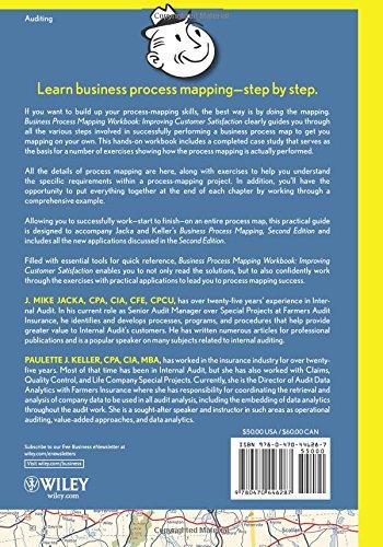 amazon business process mapping workbook j mike jacka