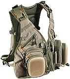 Airflo Fly Fishing Vest Pack Outlander fly vest & 15 litre backpack