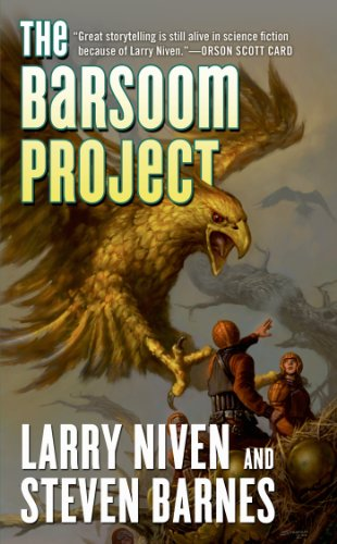 book cover of The Barsoom Project
