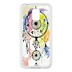 Stylish Design Print Dream Catcher Following your dream Pictures 3D Waterproof Case for Samsung Galaxy S5 mini Laser Cover-4