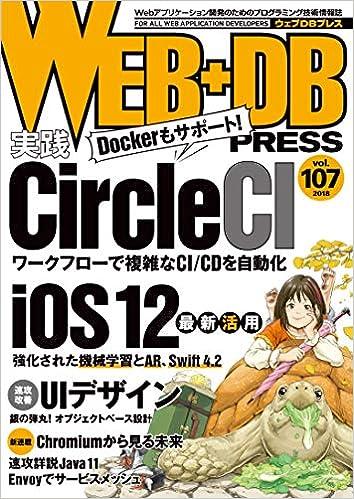 web db press vol 107 大竹 智也 浦井 誠人 平野 朋也 村田 紘司