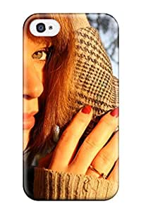 New Iphone 4/4s Case Cover Casing(natalie)