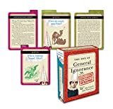 The Box of General Ignorance: 100 Flash Cards to