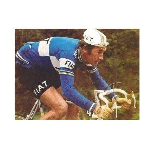 Amazon.com   Eddy Merckx Fiat World Champion Cycling Cap - White With Rainbow  Bands Stripes   Sports   Outdoors 472e3bcba