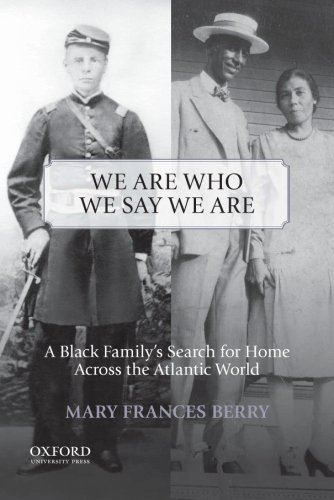 Search : We Are Who We Say We Are: A Black Family's Search for Home Across the Atlantic World