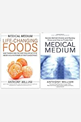 Medical Medium Anthony William Collection 2 Books Bundle With Gift Journal (Medical Medium [Paperback], Medical Medium Life-Changing Foods [Hardcover])
