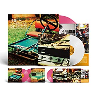 The All-American Rejects [Pink Vinyl] [2 LP]