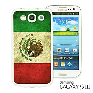 OnlineBestDigitalTM - Flag Pattern Hard Back Case for Samsung Galaxy S3 III I9300 - Mexico