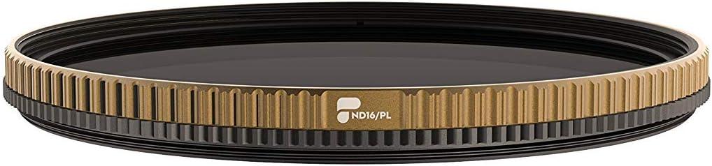 PolarPro QuartzLine 46mm ND16/PL Hybrid Camera Filter - Optimized for Inspire 2 X7/X5