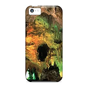 New Fashion Premium Cases Covers For Iphone 5c - Carlsbad Caverns New Mexico - 1600x1200