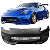 Front Bumper Compatible With 2003-2008 Nissan