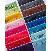 porta pasaporte de vinipiel CONFETTI