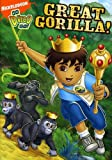 DVD : Go Diego Go!: Great Gorilla!
