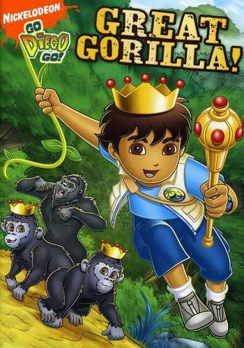 - Go Diego Go!: Great Gorilla!