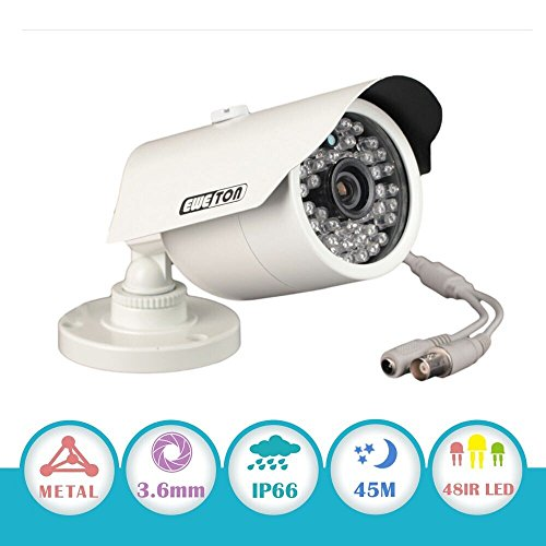 CMOS 700TVL LED IR CCTV Camera - 1