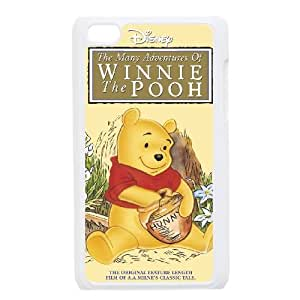 Many Adventures of Winnie the Pooh iPod Touch 4 Case White Aiovk