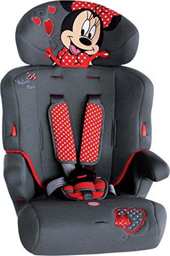Disney Baby Kindersitz Minnie für Fahrzeuge