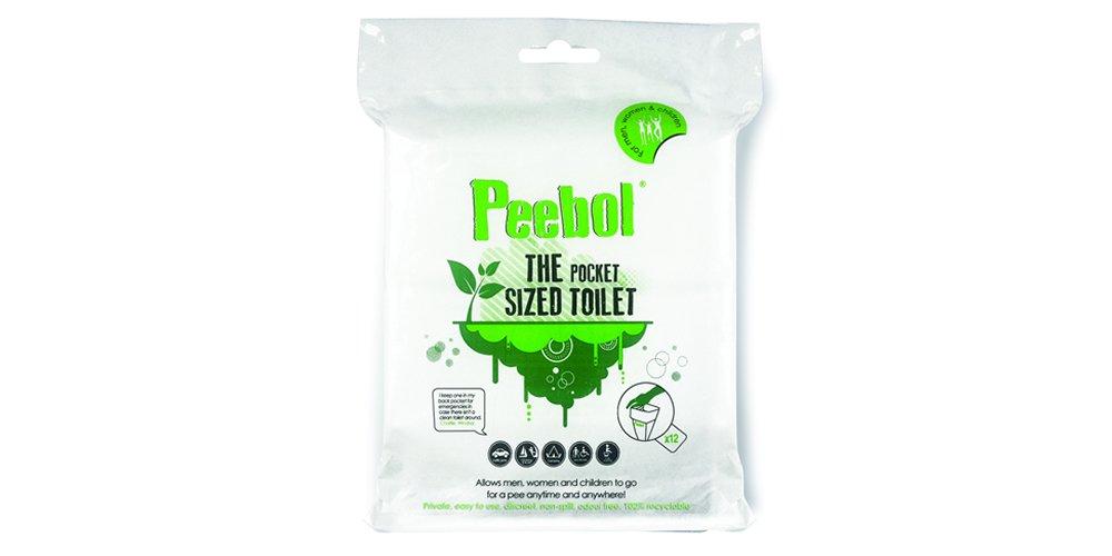 Peebol - The Pocket Sized Loo SHEWEE