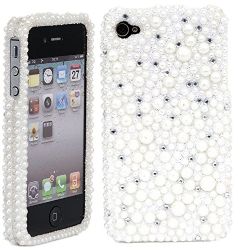 iphone 4s case bling crystal - 8