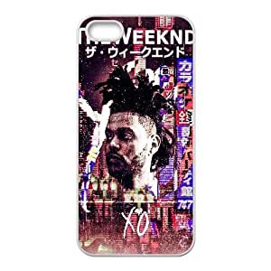 Generic Cell Phone Case for iPhone 4 4s [White] The Weeknd [Custom] KA6463