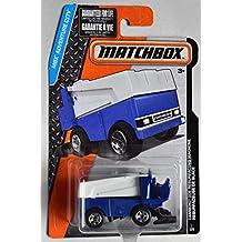 Matchbox 2016 MBX Adventure City Zamboni Ice Resurfacing Machine 7/125, Blue