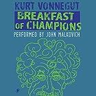 Breakfast of Champions Audiobook by Kurt Vonnegut Narrated by John Malkovich