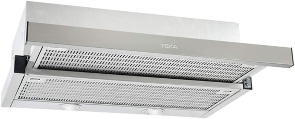 Teka extraible - Campana ecopower cnl6415-s inoxidable clase de eficiencia energetica a