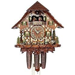ISDD Adolf Herr Cuckoo Clock - The Tipsy Brothers
