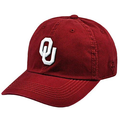 Oklahoma Sooners Hat (Oklahoma Sooners Hat Crimson)