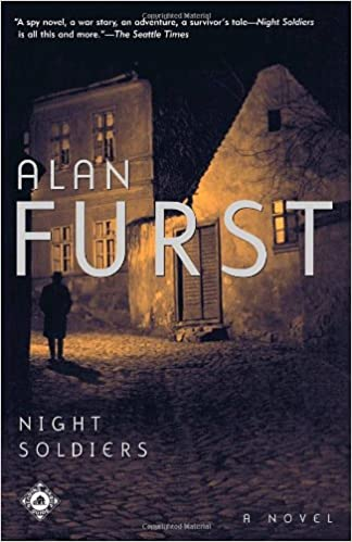 Image result for alan furst night soldiers amazon