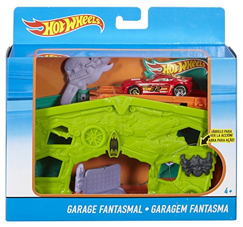 Buy hotwheels garage car wash