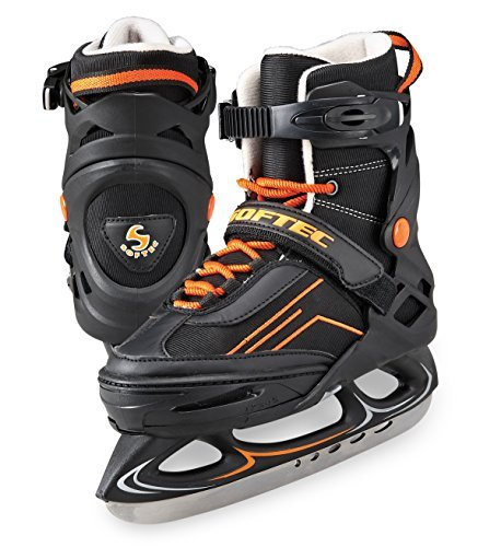 Softec Jackson Ultima Xp1000 Orange Size L (6-9)