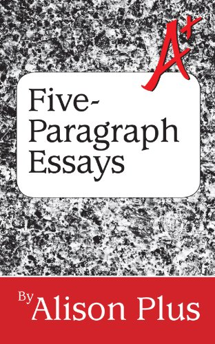 a guide to five paragraph essays a guides to writing book  a guide to five paragraph essays a guides to writing book 1 by